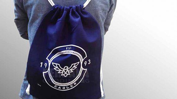 Drawstring Bag Menarik Cocok Untuk Tua Dan Muda