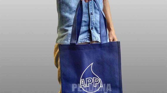 Pembuatan Tas Furing Sablon APPI Di Kuningan Jakarta Selatan