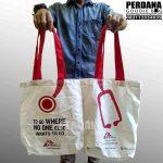Jual Tas Blacu Murah Sablon Di Pejaten Dari Perdana Goodie Bag
