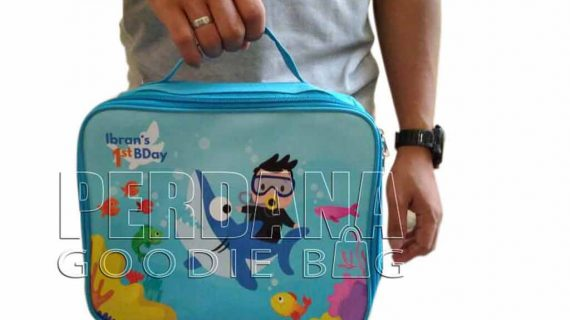 Variasi Goodie Bag Dengan Bentuk Yang Beragam