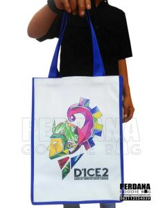 Tas Printing Kalep D'Ice Produksi Perdana Goodie Bag Q3710