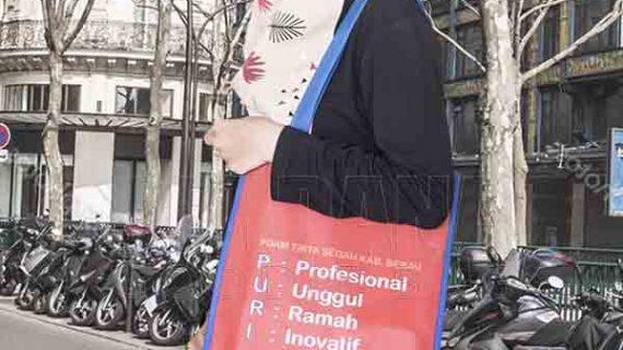 Tas Goodie Bag Spunbond Kirim Ke Kalimantan Timur