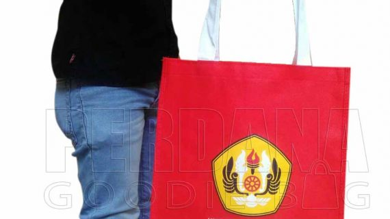 Sablon Tas Spunbond Unpad Bandung