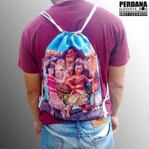 tas souvenir untuk ultah anak model serut