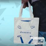 Canvas Bag Broken White 21 Di Sutera Utama Serpong