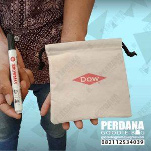 pouch serut blacu printing dowsil Serpong by Perdana id4200