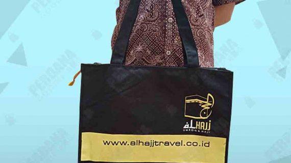 Tas Promosi Untuk Haji Kirim Ke Perintis Kemerdekaan Makassar
