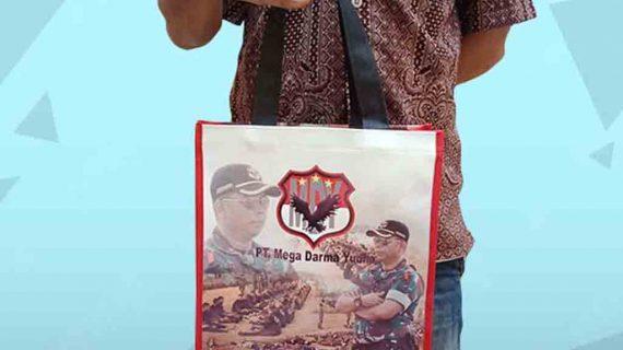 Contoh Tas Souvenir Printing Mega Darma Ruko City Cikupa
