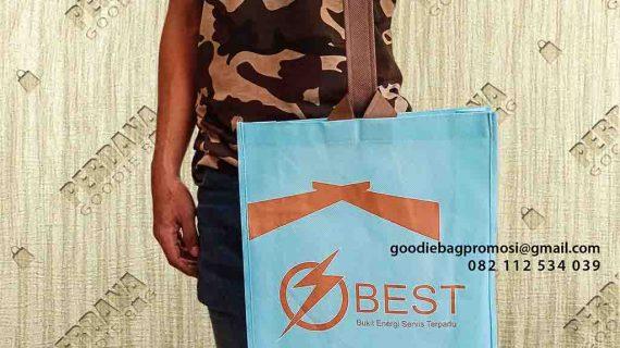 Goodie Bag Spunbond Best Gedung Krakatau Steel Gatot Subroto