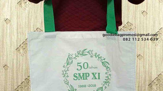 Buah Tangan Menarik Dengan Souvenir Tas Sekolah