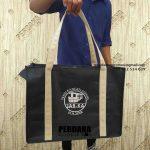 Contoh Tas Untuk Reuni Dengan Sablon Custom