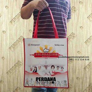 tas printing souvenir bungasari di Jakarta Selatan id4489
