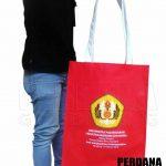 sablon tas spunbond unpad by Perdana Goodie Bag