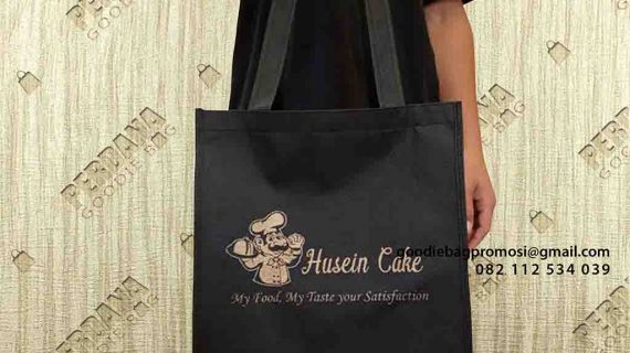 Contoh Tas Promosi Kue Jl. Raya Ciapus Cikaret Bogor Selatan