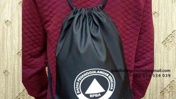 Goodie Bag Serut Kirim Ke Kuta Alam Banda Aceh