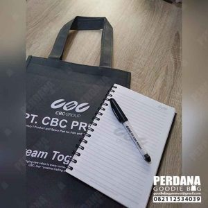 paket tas seminar custom murah Perdana Goodie Bag