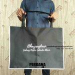 Contoh Bahan Goodie Bag Ripstop Model Jinjing Klien Pondok Indah Jakarta selatan