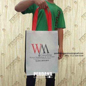 Tas Goodie Bag Custom 3 Warna Klien TB Simatupang Jakarta id4533