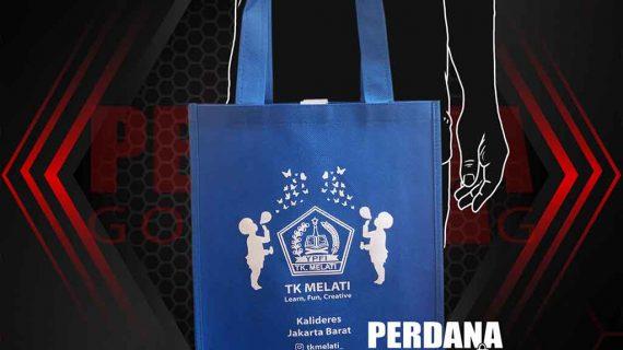 Tas Spunbond Murah Dengan Desain Sablon & Polos