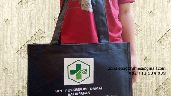 Tempat Pembuatan Tote Bag Kanvas Custom Desain Favorit