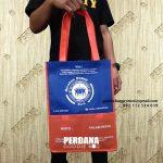 Jual Goodie Bag Spunbond Desain Sablon Perumahan Puri Gading Pondok Melati Bekasi
