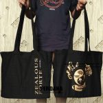 Tote Bag Kanvas Custom Desain Sablon Taman Gading Indah Kelapa Gading Jakarta