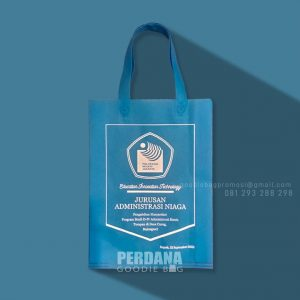 Jual Tas Spunbond Desain Sablon Komplek Ui Beji Depok ID8807P