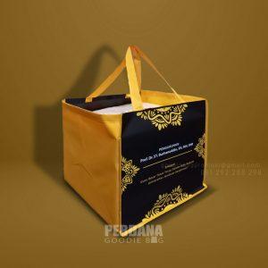 Pabrik Goodie Bag Desain Sablon Apartemen Kalibata City Tower Flamboyan Pancoran Id8775P